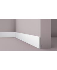 Напольный плинтус гладкий NMC Floorstyl FD15S