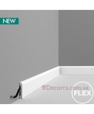 Молдинг для стен гибкий Orac decor Axxent DX183F