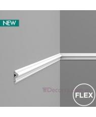 Молдинг для стен гибкий Orac decor Axxent PX175F