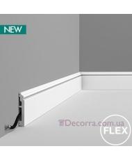 Напольный плинтус гибкий Orac decor Axxent SX173F