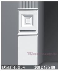 Декоративное обрамление для дверей Perimeter DSB 4305A