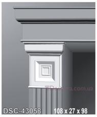Декоративное обрамление для дверей Perimeter DSC 4305B