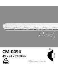 Молдинг с орнаментом Perimeter CM-0494
