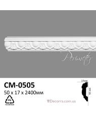 Молдинг с орнаментом Perimeter CM-0505
