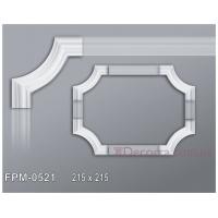 Молдинг для стен гладкий Perimeter FPM 0521