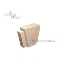 Фасадный элемент Prestige decor ZC 101 без покрытия