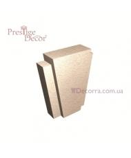 Фасадный элемент Prestige decor ZC 103 без покрытия