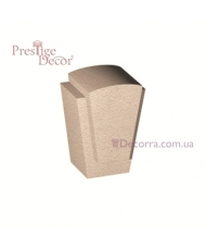 Фасадный элемент Prestige decor ZC 105 без покрытия