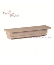 Колонна для фасада Prestige decor PC 109 капитель