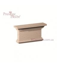 Колонна для фасада Prestige decor PC 111 капитель