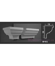 Карниз для фасада КР-012 170x200 мм