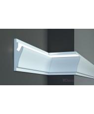 Карниз LED скрытого освещения Tesori KD403