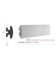 Карниз LED скрытого освещения Tesori KD305
