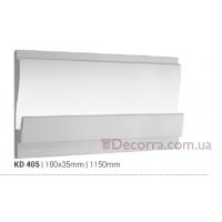 Карниз LED скрытого освещения Tesori KD405