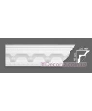 Потолочный багет Villa Deco 19 G 100x95 мм