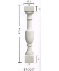 Балюстрады и балясины Classic home (Вип-декор) BT3007 (Al)