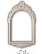 Обрамление, для зеркал Classic home (Вип-декор) EB49