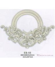 Обрамление, для зеркал Classic home (Вип-декор) EB55