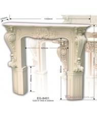 Портал для каминов Classic home (Вип-декор) EG8401